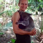 Endlich Koalakuscheln...
