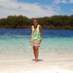 Fraser Island Tropenfarben