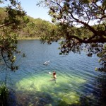 North Stradbroke Island - Blue Lake