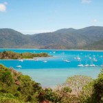 Shute Harbour bei Airlie Beach