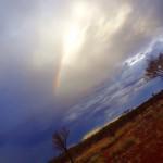 Ayers Rock - einer von  vielen
