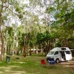 Einsamer Campingplatz - Cape Kimberley