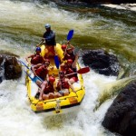Rafting Tully River - Wat geht