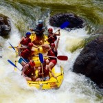 Rafting Tully River 3