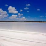 South Australia - sieht aus wie Schnee...