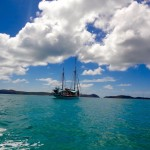 Whitsunday Island Segeltour 0046