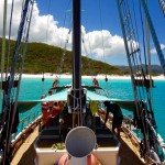 Whitsunday Island Segeltour 0114