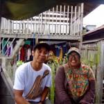 Siti und Jeffrey unsere Guides :-)