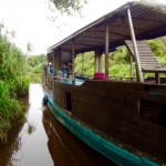 Unser Klotokboot