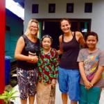 Dir Ur-Ur Oma kommt und will auch ein Foto :-) Sie ist schon 100 Jahre alt