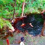 Borneo-Pati Mambang Waterfall
