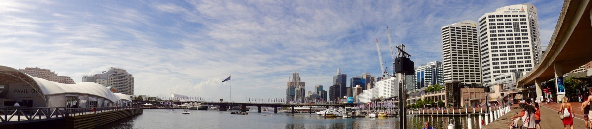 Sydney - Darling Harbour