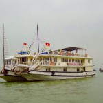 Ha Long Bay - Unser Boot