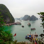 Ha Long Bay - Traumhafter Blick.