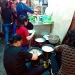 Hanoi - Garküchen überall