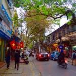 Hanois Straßen