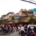 Hanoi - Lebensgefährlich und für uns Chaos pur