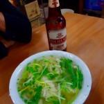 Hanoi - mmmhh lecker und Dörti kann niccht :-)