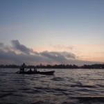 Mekong-Delta Sonnenaufgang