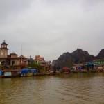 Ning Bing - Bootstour durchs Village