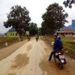 Phong Nha - Motorbike fahren - Was ein Spaß:-)