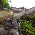 Phong Nha - das Gesicht sagt alles :-(