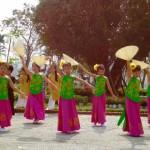 Hue - tanzende Kinder
