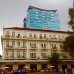 Saigon - schöne Gebäude