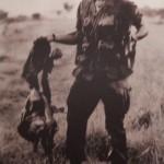 Saigon - Kriegsmuseum Wir sind den Tränen nah