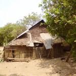 Banlung - Kaum zu glauben, hier wohnt jemand...
