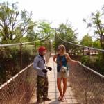 Battambang - Dörti will alles wissen...