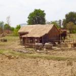 Battambang - Kambodscha Haus