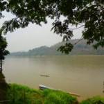 Luang  Prabang - der Mekong