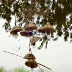 Luang  Prabang - Lampen mal anders...