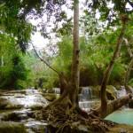 Luang  Prabang - Wasserfall