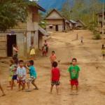 Nong Khiao - Kinder überall...