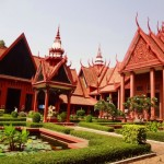 Phnom Penh - Nationalmuseum
