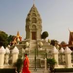 Mönche überall