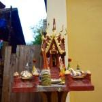 Vientiane - Geisterhaus